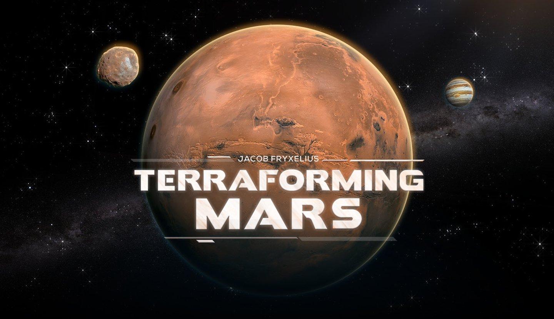 Resultado de imagen para Terraforming Mars